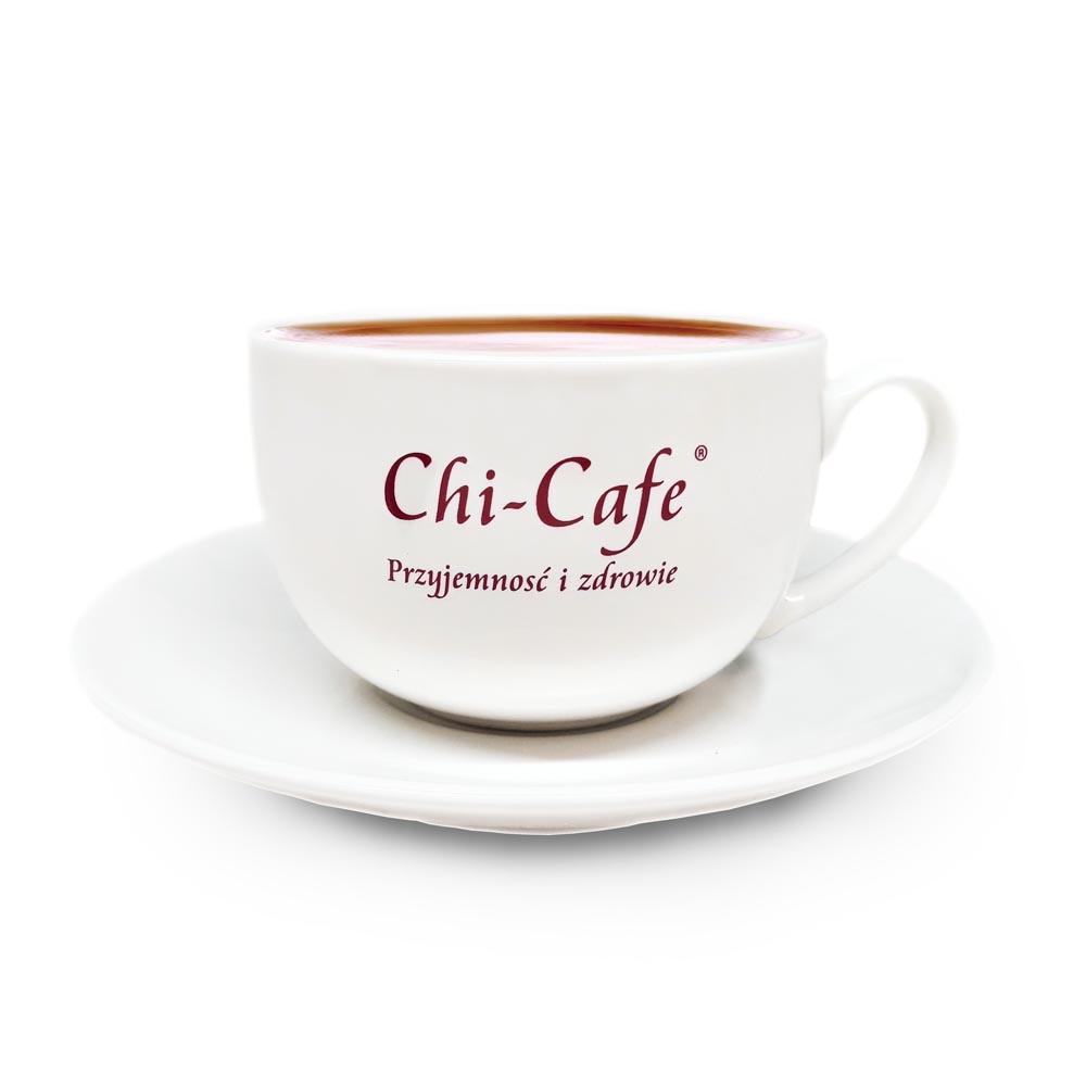 Chi-Cafe filizanka biała